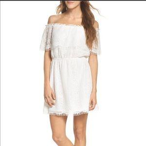 BB Dakota Zinnia Lace Dress